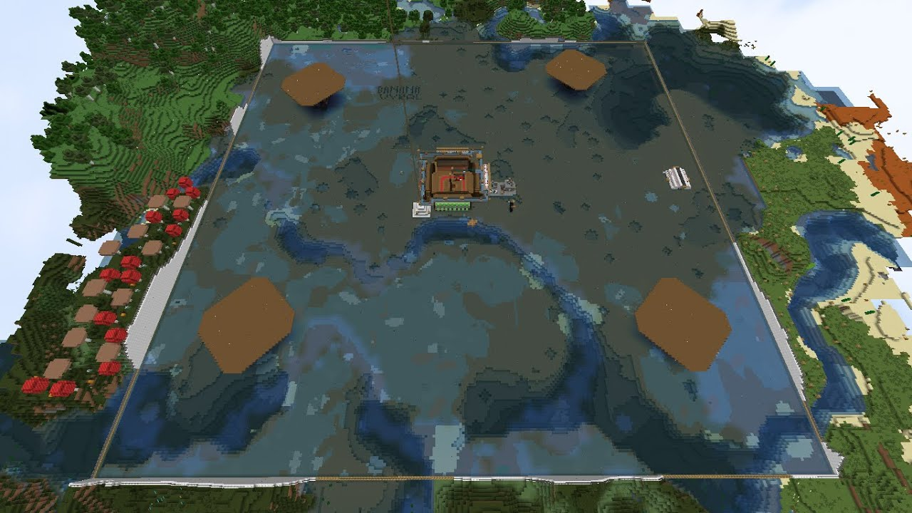 minecraft quad witch hut seed 1.12