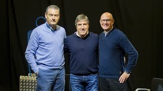 FC Barcelona's youth coaching methodology with Pep Segura, Jordi Roura and Xavi Llorens