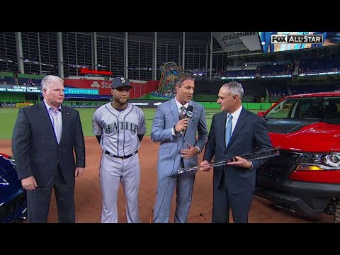 2017 ASG: Cano wins ASG MVP, discusses go-ahead homer