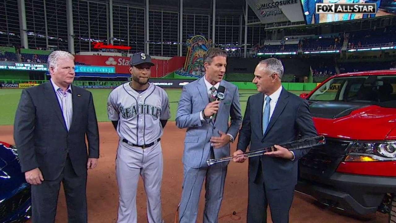 As formar la Liga Americana en el MLB All-Star Game