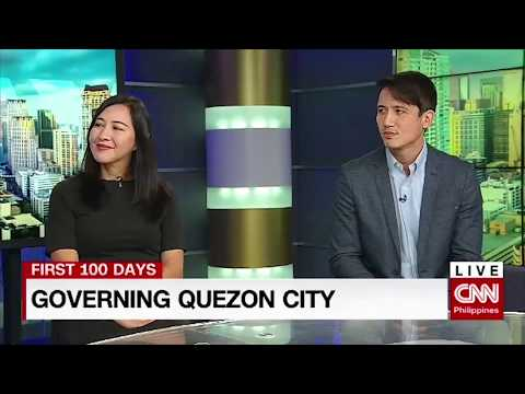 Mayor Joy Belmonte, Vice Mayor Gian Sotto lead Quezon City
