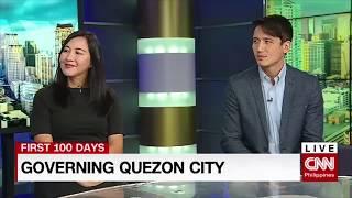 Mayor Joy Belmonte, Vice Mayor Gian Sotto lead Quezon City