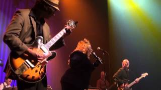 Zora Young live at Hoogeveen Blues 2013