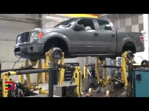 2015 Ford F-150 Structural Durability Testing on Everyman Driver