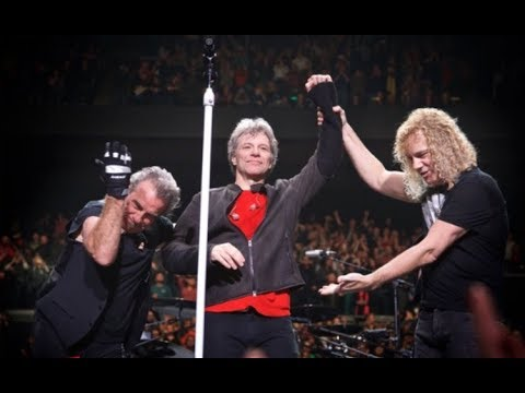 Bon Jovi Live 2017 Full Concert in Columbus, Ohio