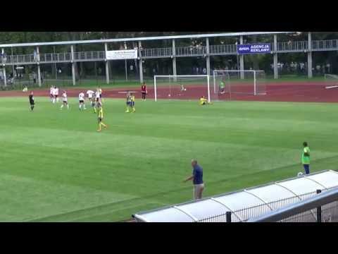 1. kolejka III ligi: Stal Brzeg - Olimpia Kowary 3:3
