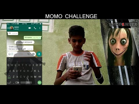 Momo Challenge Short Film | Momo Game | Spoof extra Movie