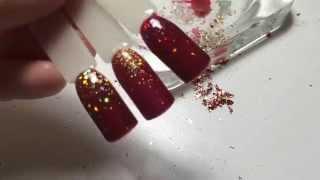 Блестящий дизайн ногтей с блестками для декора из Леонардо ) Гель-лак, глитер, паетки, голография.(Привет! меня зовут Олеся) Я люблю снимать видео о ногтях! Принцип моего блога - креативно, коротко, о новых..., 2015-10-19T21:46:03.000Z)