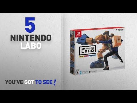Nintendo LABO Pre Order [ 2018 Hot New ]: Nintendo LABO - Robot Kit