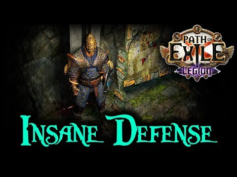 Amazing Defensive Skill Tree Nodes To Boost Your Character In POE | Behind Eyes Gaming