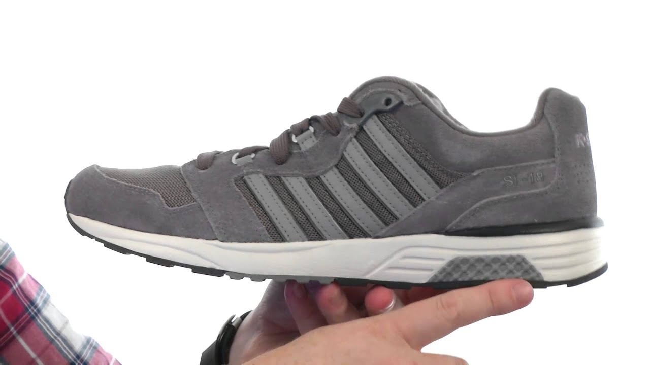 k swiss shoes parkour videos for beginners