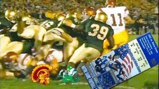 Football Classics - USC vs. Notre Dame 2005