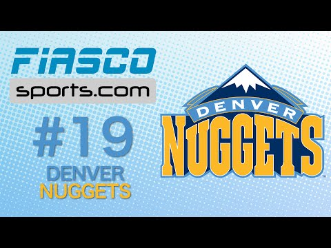 Fiasco Sports 2014/15 NBA Season Preview: Denver Nuggets - Rank #19