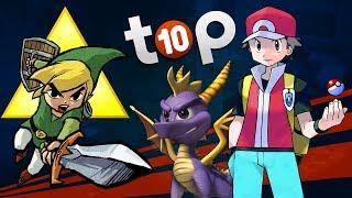 Les 10 meilleurs SPEEDRUNS   TOP 10