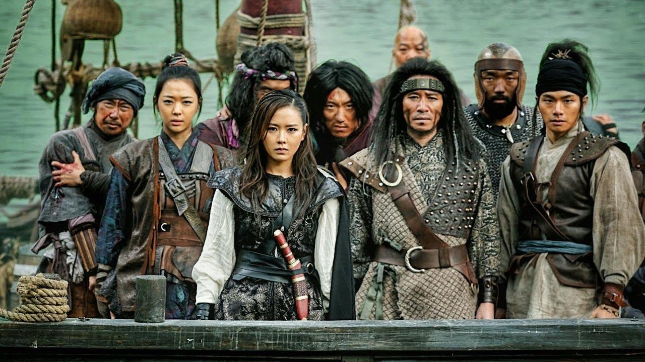 the pirates korean movie free watch