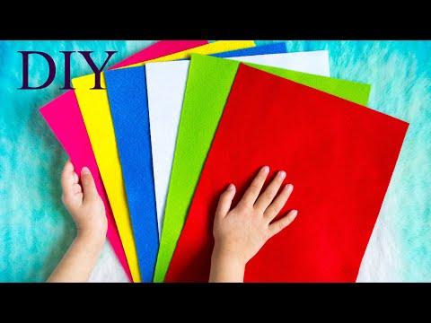 Картинки из фетра своими руками