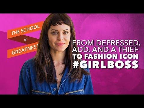 Sophia Amoruso on How to Be a #GirlBoss with Lewis Howes