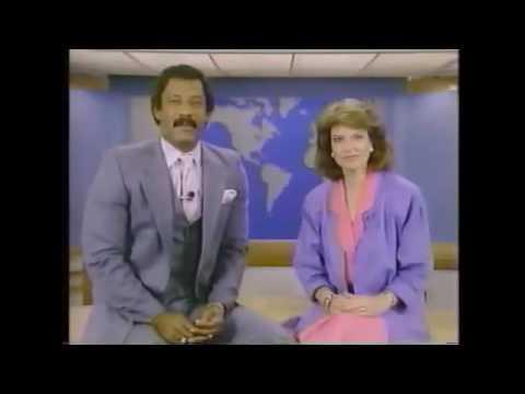 KTVU 1988 - Dennis Richmond & Elaine Corral Host 30th Anniversary - SF Bay Area 50s 60s 70s 80s News