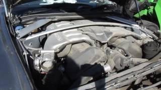 ASTON MARTIN DB9 6.0 V12 COMPLETE MOTOR ENGINE MOTEUR