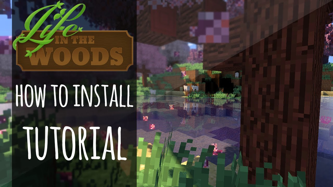 Tutorial How To Install Life In The Woods Minecraft Modpack - Minecraft server erstellen life in the woods