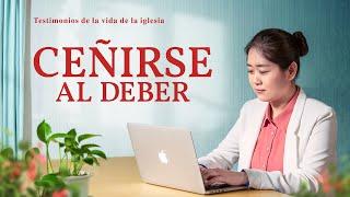 Testimonio cristiano en español 2020 | Ceñirse al deber