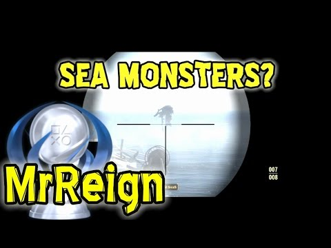 Fallout 4 - Here There Be Monsters - Yangtze Quest Playthrough - Nuclear Submarine
