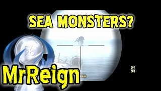 FALLOUT 4 - HERE THERE BE MONSTERS - Yangtze Quest Playthrough - Nuclear Submarine - Nuclear Launch