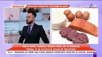 dieta slabit fara carne