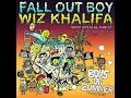Fall Out Boy, Wiz Khalifa, Boys of Zummer concert-Chicago