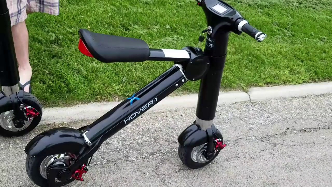 Hype Hover 1 Electric Scooter Unboxing Review Youtube