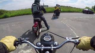 June 2018 BSA Bantam Meet Cambs & Rutland