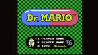 CGR Undertow - DR. MARIO for NES Video Game Review