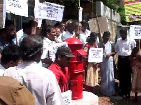 Endosulfan Victims Protest, Kasaragod
