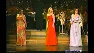 Audra McDonald, Rebecca Luker & Mary Testa Sing For Your Supper