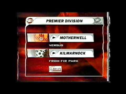 Motherwell 1 Killie 1 11/04/98