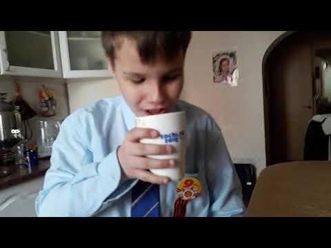 Челлендж выпей чай с кофе