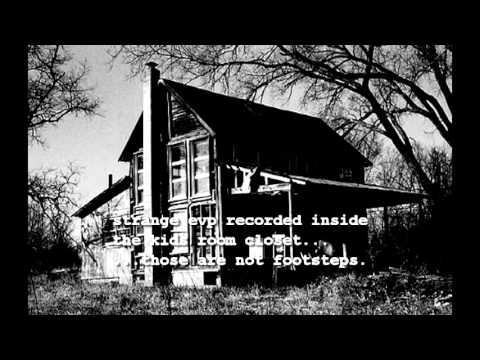 Haunted Chillicothe Ohio Residence - PPI 6-18-11