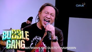 "Bubble Gang: ""Naman"" by JK Langpo ('Buwan' JK Labajo Parody)"
