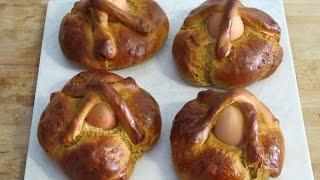 Baixar receita de Páscoa  folarzinhos culinaria de Portugal (canal chantilly com chocolate )