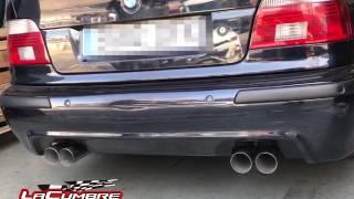 Escapes La Cumbre   BMW M5 E39