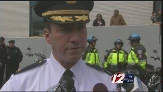 Providence Police Brutality
