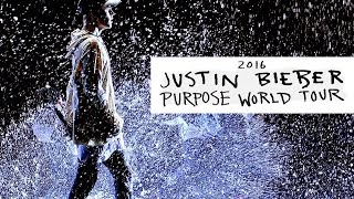 VLOG: JUSTIN BIEBER PURPOSE WORLD TOUR BERLIN 14.09.2016 - FULL CONCERT