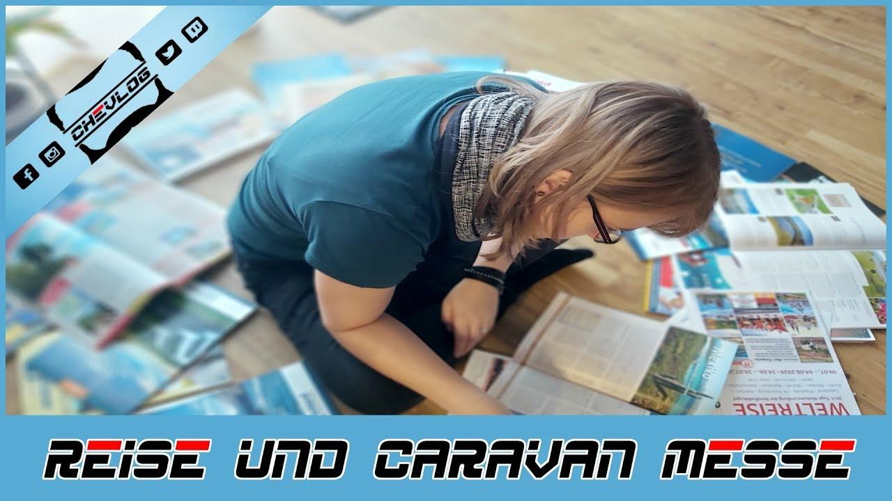 Reisen und Caravan Messe 2020 Dresden - YouTube