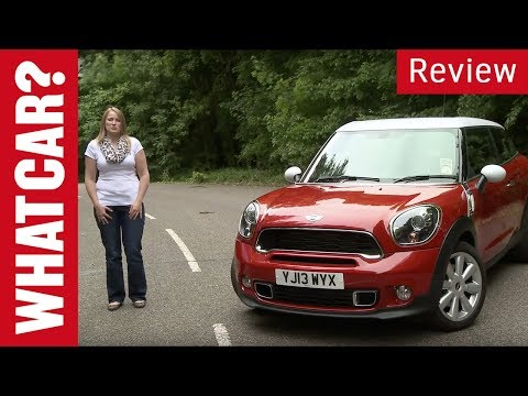 2013 Mini Paceman review - What Car?