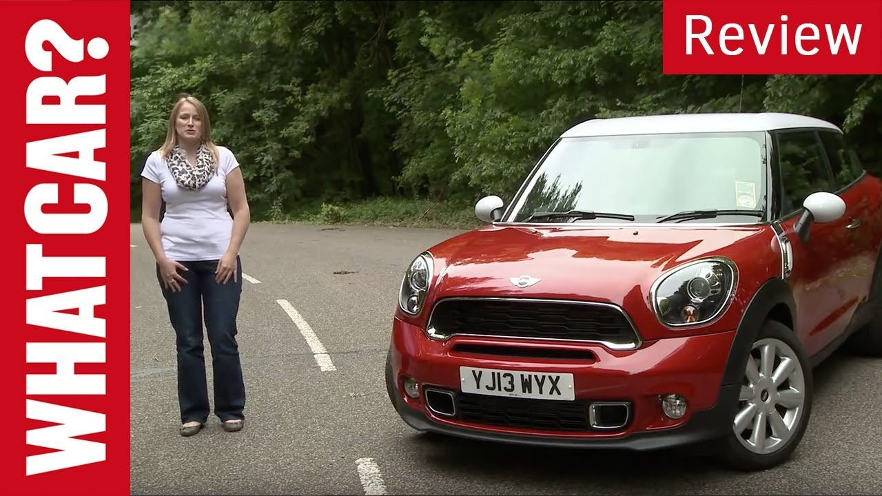 2013 Mini Paceman Review What Car Youtube
