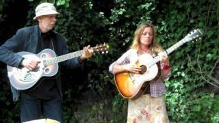 rachel harrington and rod clements play the secret garden