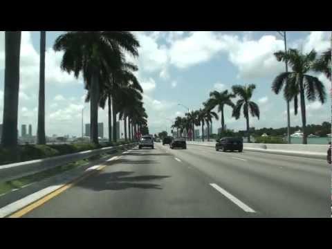MIAMI BEACH TO MIAMI, FL