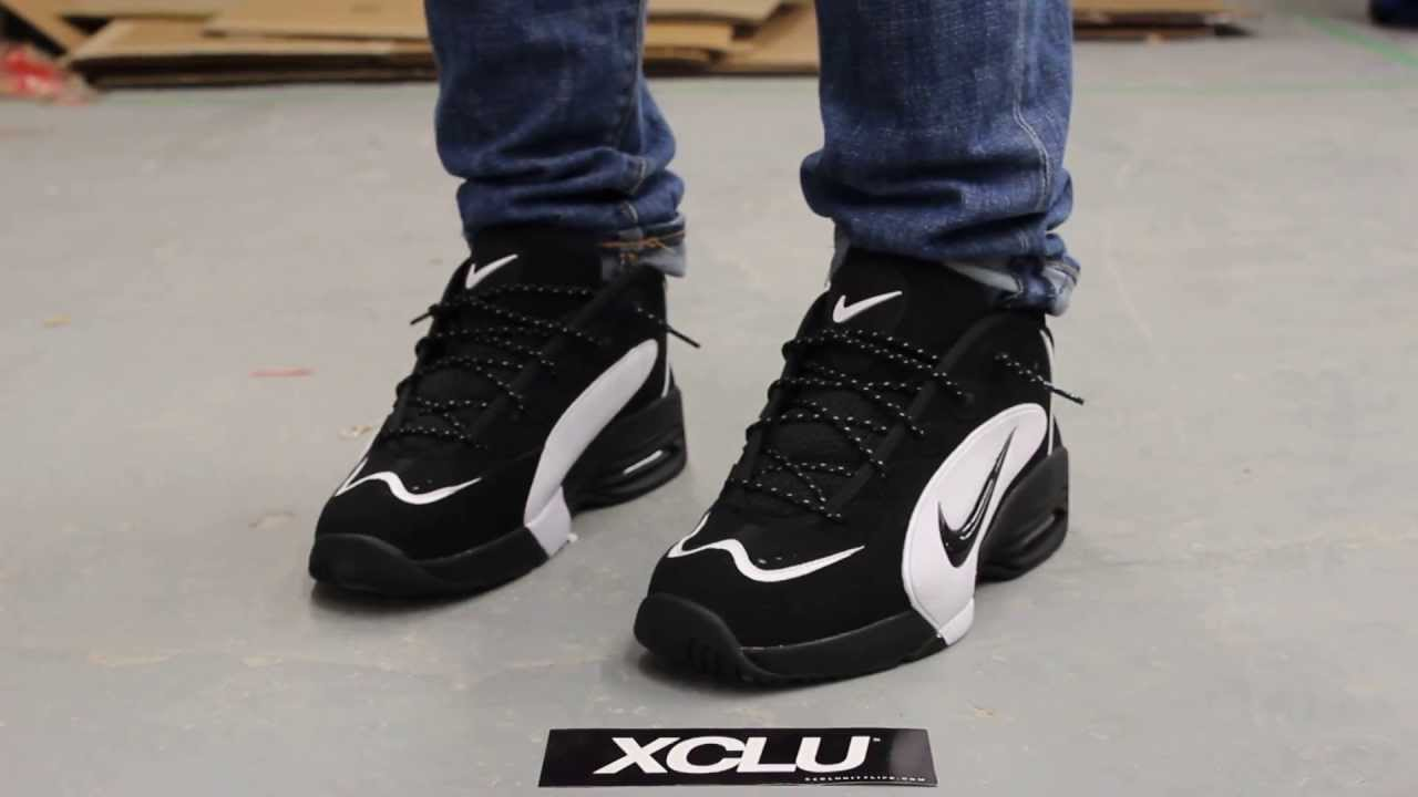 new style 48162 f047c Nike Air Way Up Black - White On-feet Video at Exclucity - Y