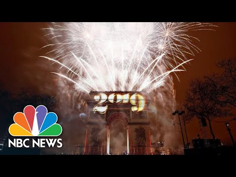 Watch The World Ring In 2019 | NBC News Mp3