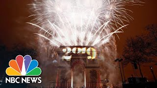 Watch The World Ring In 2019 | NBC News